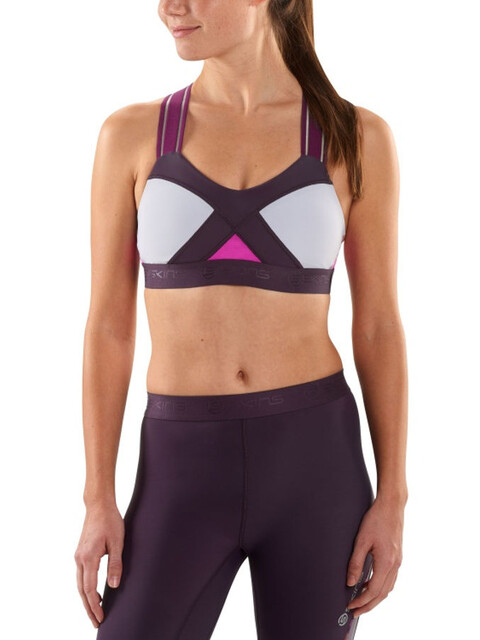 Skins W's DNAmic Crop Top Magenta